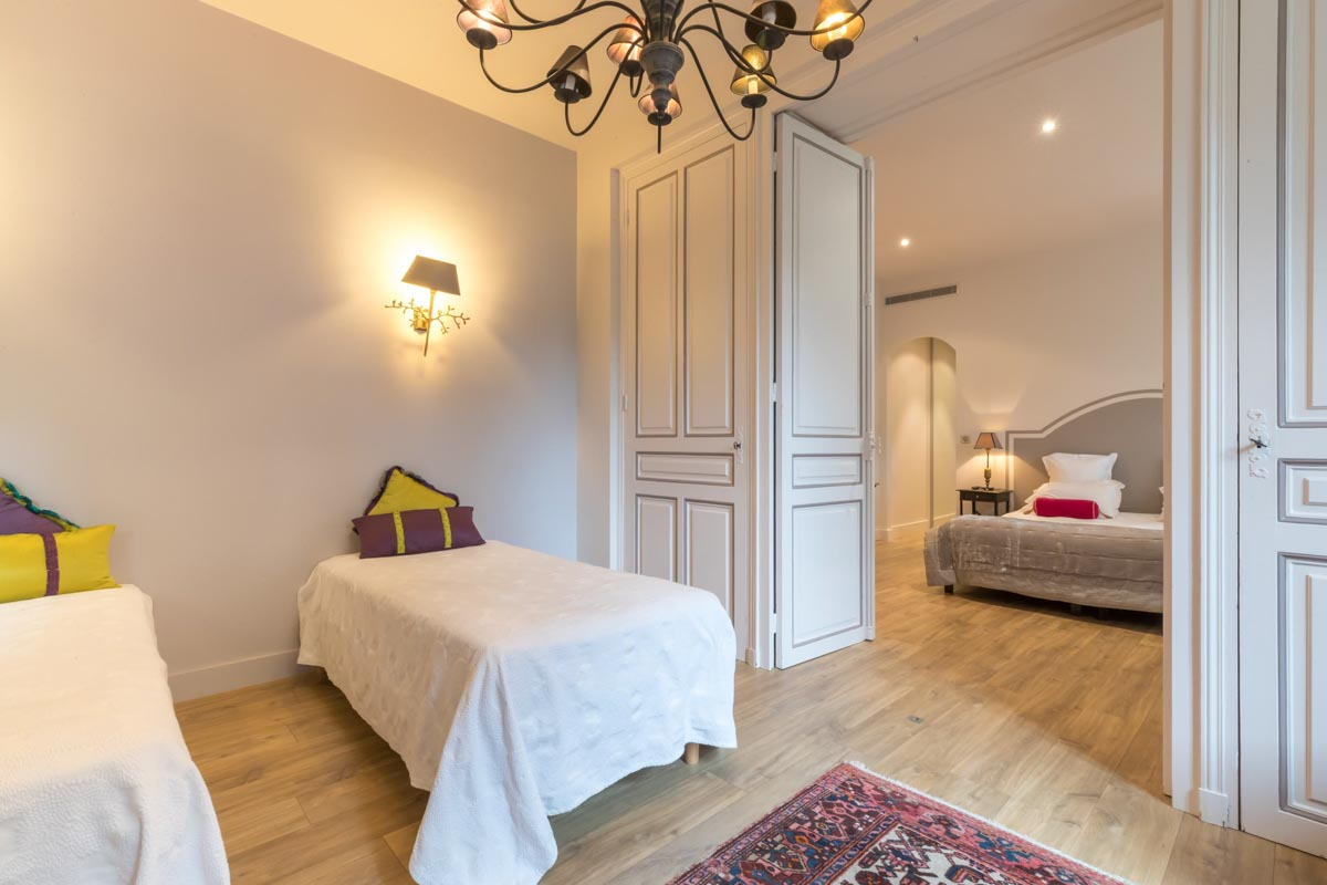 Chambre h tes beaune c t rempart beaune for Chambre d hotes beaune
