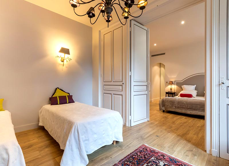 B&B room beaune n°1